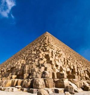 胡夫金字塔发现原始机器证据