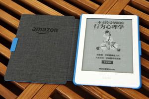 超长续航内存翻倍 亚马逊Kindle入门版体验