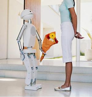 科学家计划研发具有情感的机器人