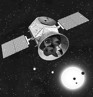 """NASA新""""行星猎手""""或明年升空"""