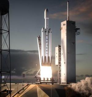 SpaceX将测试新火箭引擎