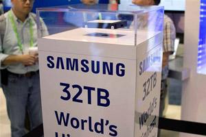 三星秀世界最大容量SSD 华为笑了