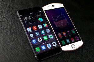 自拍都补光 vivo X7与美图M6手机对比评测