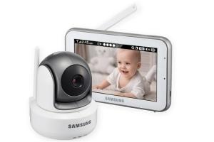 三星出了一款婴儿监视系统 但并没有想象中的强大