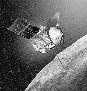 五大设备助力勘测小行星贝努