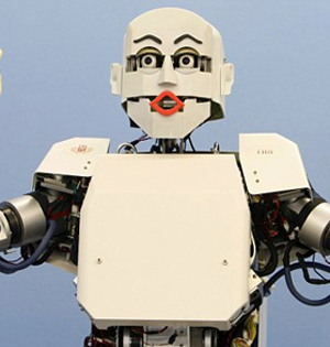 带表情的机器人更受人类欢迎