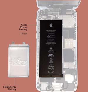 美国科学家研发新型锂金属电池