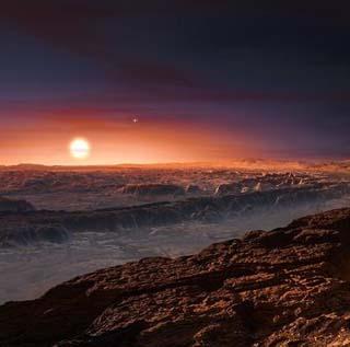 另一地球?距地球最近系外行星或有水