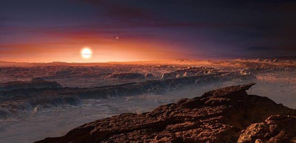 另一个地球:距离地球最近恒星周围发现系外行星地表或有水