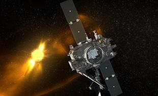 原来在这里!美找回失踪两年的卫星