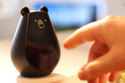 万能小熊遥控器 用手势控制全屋家电