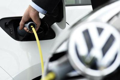 大众的电动汽车理想:充电15分钟 续航480公里