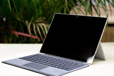 简约美学 微软特制版Surface键盘盖图赏