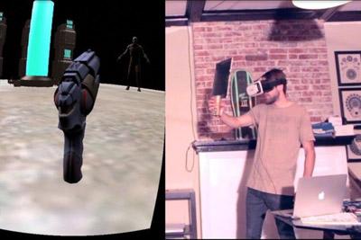 成本只有15美元!国外发烧友自制VR设备