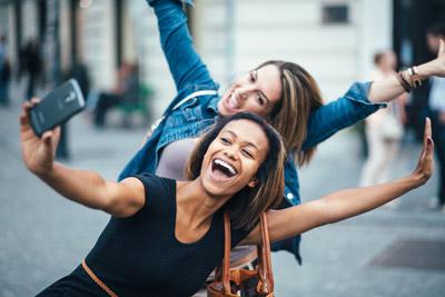 必定有你所爱 近期热门时尚女性手机推荐