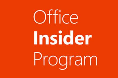 微软为Office推出快速预览通道:支持Win10和Mac