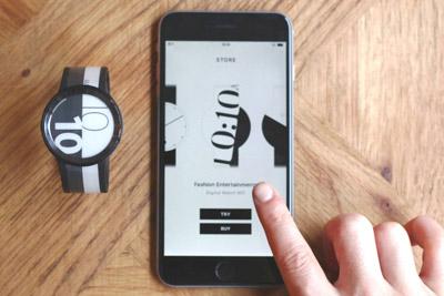 索尼发布新款电子墨水屏手表 但是只能和iPhone相连
