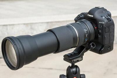 腾龙将推150-600MM F/5-6.3 DI VC USD G2镜头