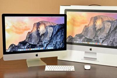 苹果5K显示器即将发布 仍然是装x利器