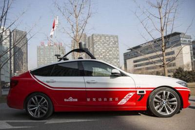 NVIDIA和百度联手开发自动驾驶汽车平台