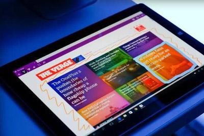 微软为Windows10测试蓝光防护功能