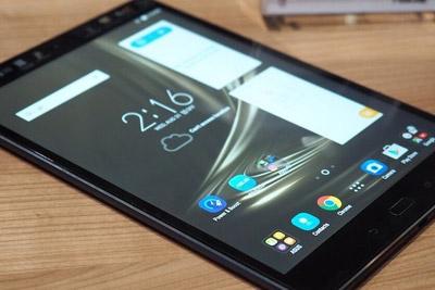 5.3毫米窄边框 华硕ZenPad 3S 10发布