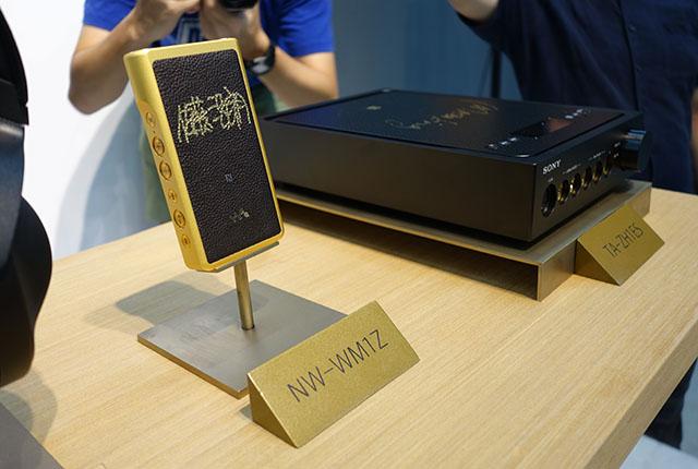索尼发了三款重量级HIFI设备 我们从售价上可以感受下