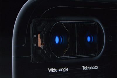 摄影师看iPhone7+:为什么相机不用双摄像头设定