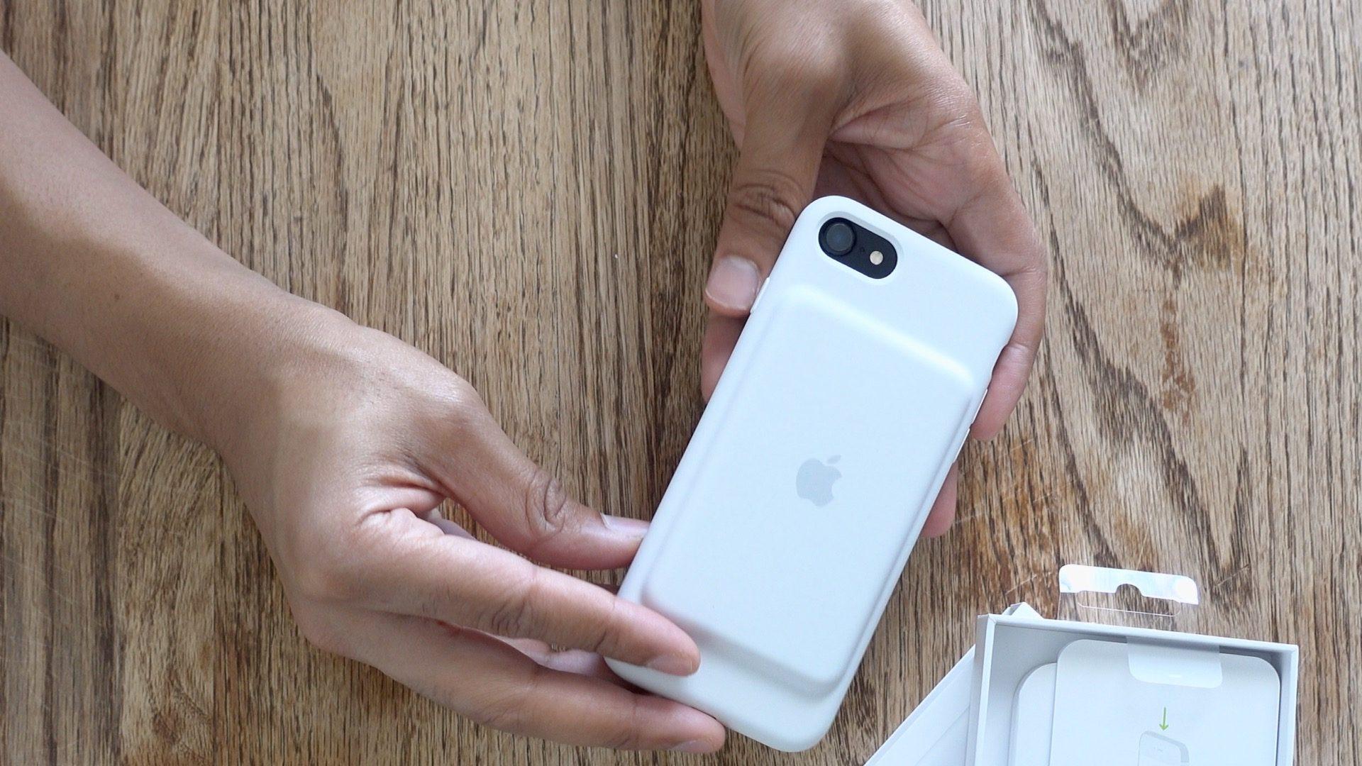 外媒上手iPhone 7新版智能电池套