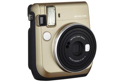 富士发布Michael Kors限量版Instax相机