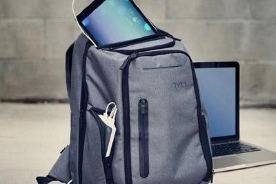 充电背包 边走边为你的智能设备补充能量