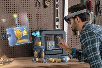 两位专家加入HoloLens团队 微软又要推出什么样的黑科技