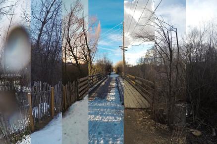 跑者第一视角 用GoPro延时摄影记录四季变迁