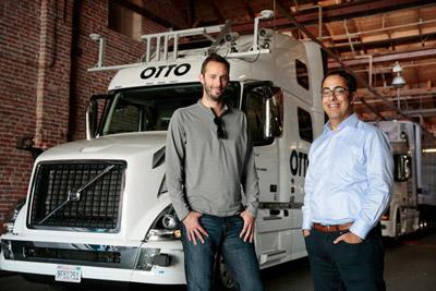 Uber进入货运市场:无人驾驶卡车要来了