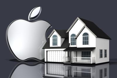 """苹果搭上建筑公司 果粉要不要来套""""果宅""""?"""