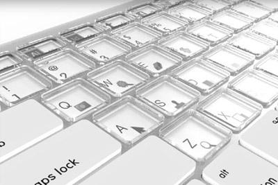 电子墨水键盘是什么鬼?MacBook更新有点炫酷
