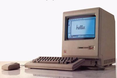 14张海报 回顾最初的苹果Macintosh