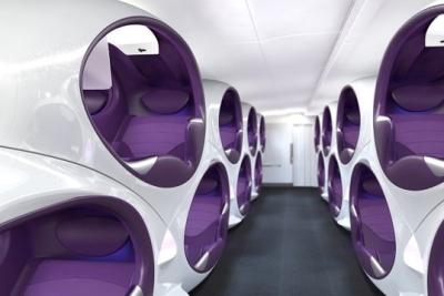 媲美5星级宾馆 这样的飞机我愿坐一辈子
