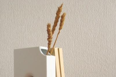 节省空间妆点居室 围观新奇书本花瓶