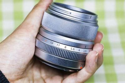 精致小巧宜人文 富士XF23mmF2 R WR镜头评测