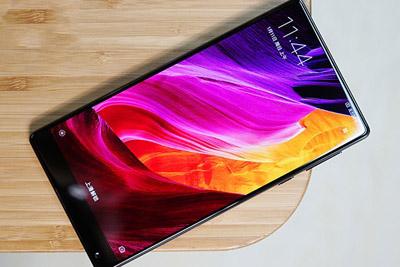 小米史上最酷的手机 小米MIX概念机评测