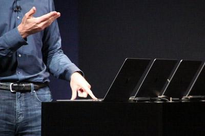 触控条革命成真 苹果发新MacBook Pro