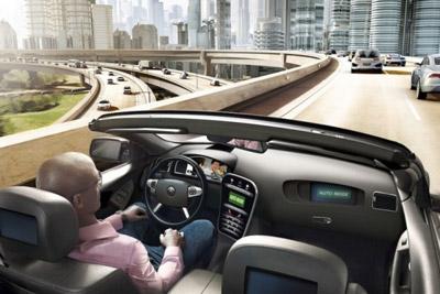 自动驾驶汽车将如何改变城市交通?