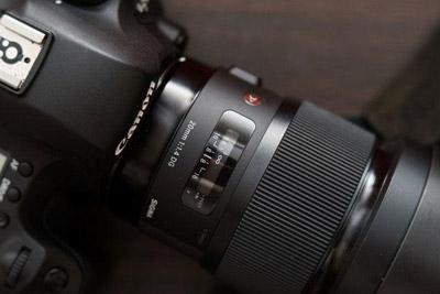 佳能5D Mark IV与适马镜头出现兼容问题