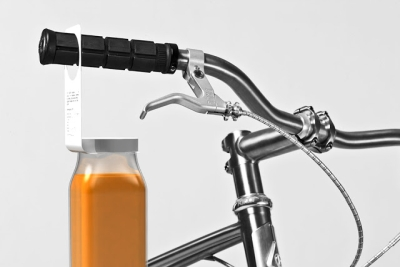 携带更方便!小清新饮料瓶在路上也能吸引妹子