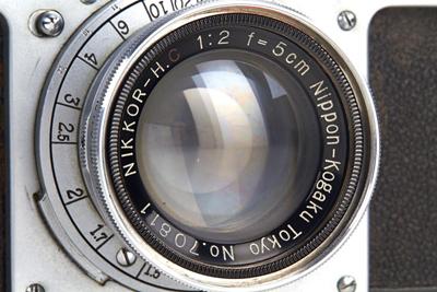 现存最早尼康相机拍出270万元高价