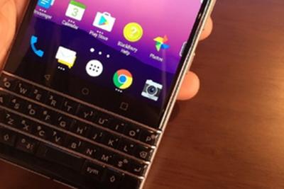 情怀最高 黑莓将发最后一款物理键盘手机