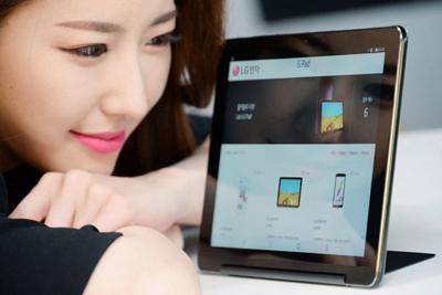 补充产品线 LG发布G Pad III 10.1平板
