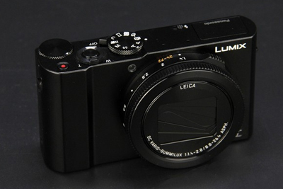 F1.4大光圈力战黑卡 松下LX10相机评测