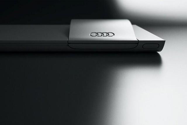 奥迪车常见 但是你见过奥迪键盘吗?